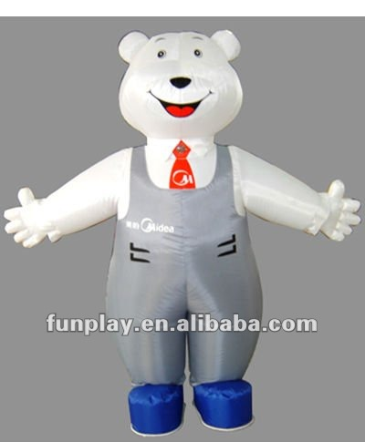 2012 giant inflatable characters