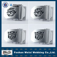 2014 hot sales sterling silver belt buckle