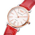 Japan movt ladies watch, stainless steel custom logo ladies wrist watch