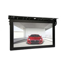 "22"" Network Video Advertising LCD Bus Monitors"