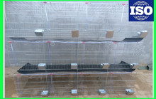 hot sale farm equipment rabbit cages for kenya,uganda,Africa market