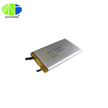 UL listed lithium polymer 3.7v 3600mah 3500mah li-ion battery with high quality