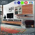 Simple MDF Used TV Stand Wood TV Cabinet