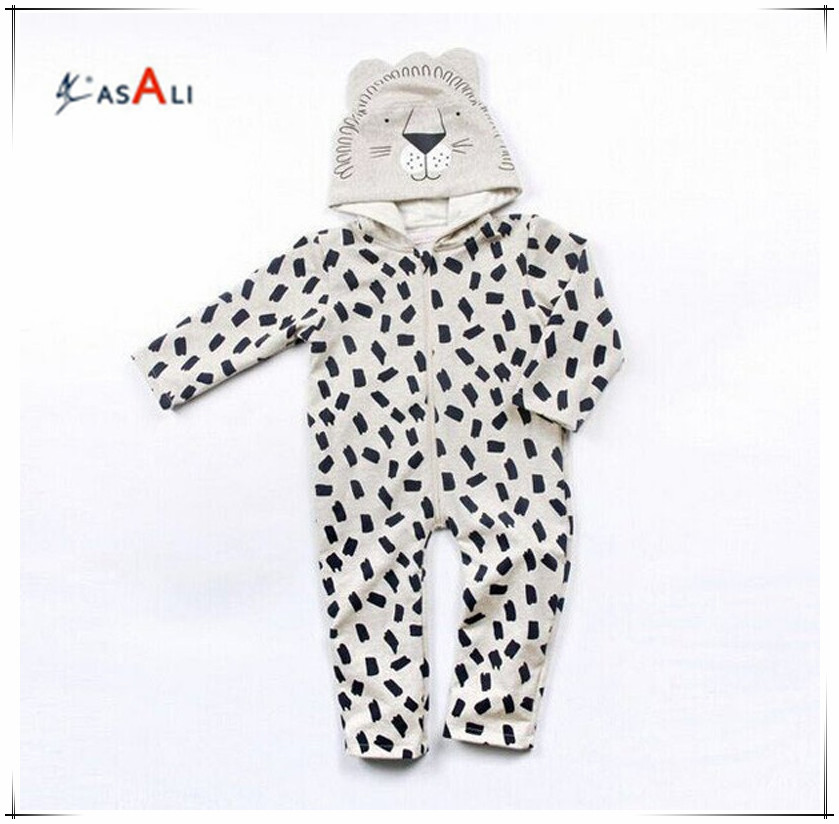 2016 New Design Wholesale Baby Clothes Newborn Baby Jumpsuit for babies