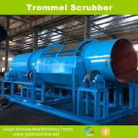 China supplier machinery manufacturer tantalite ore washing trommel