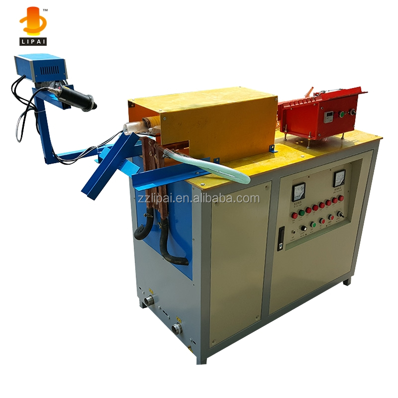 Automatic Induction Heating Machine Bar Heating Furnace