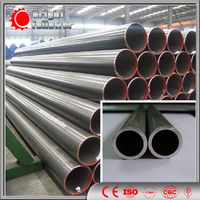 Hot dip galvanized asme b36.10 astm a106 b seamless steel pipe