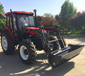 Chinese best tractor YTO-X904 90hp 4WD tractor with front end loader in Au