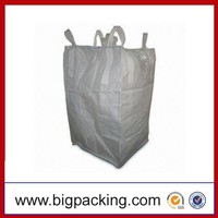 bulk bag for packing urea/1 ton pp jumbo bag for cement/FIBC bag low price big ton fibc jumbo bulk woven bag