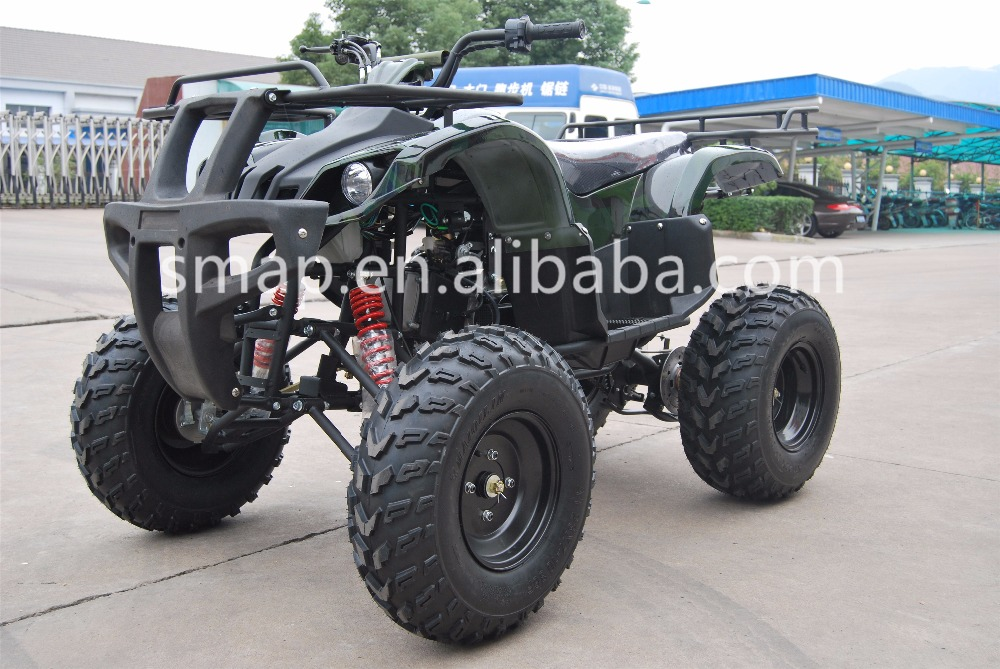 SD150-D ATV 150CC 2X4 CVT Transmission GY6 style with reverse gear F-N-R EEC and EPA app roval