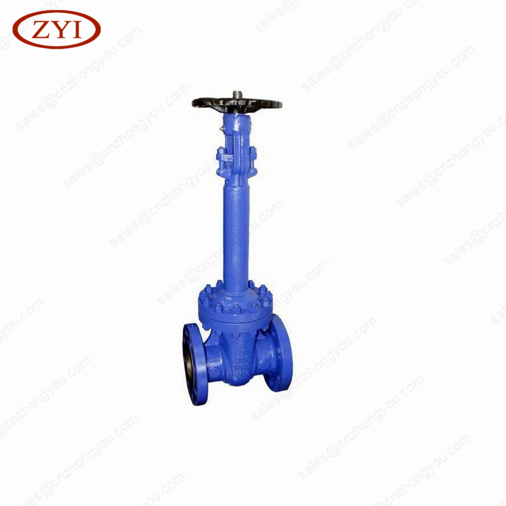 Hot sale factory direct price sluice gate valve