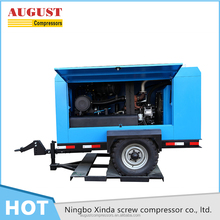 SCY37 AUGUST Professional Maker Air Compressor For Bulk Cement