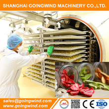 Foods fruits and vegetables freeze drying machines commercial vegetable freeze dryer machinery good price for sale