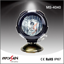 7 inch HID work light 35W 55w HID work lamp offroad 4wd led lighting automotive hid work lights