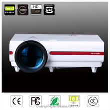 Cheapest Office School Multimedia Projector 3500lm 1280*768 resolution,support Android system,multimedia LCD projector