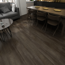 Indoor Vinyl Luxury Wood Plastic Composite Flooring