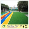 PE+PP Material landscaping sports artificial grass mat