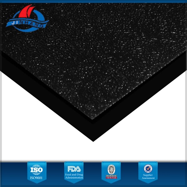 Polythylene HDPE welding thick sheet / HDPE sheet for vessel construction