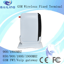 GSM voip gateway fixed wireless terminal /PSTN GSM FWT for billing device/PBX