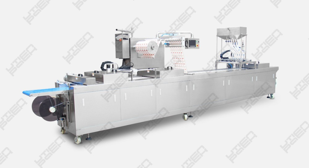 Hot selling food stainless steel vacuum food packaging machine