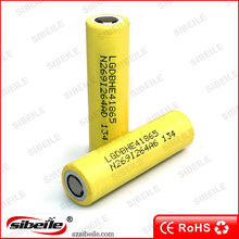 Authentic 35A discharge LG HE2 HE4 18650 2500mAh li-ion battery