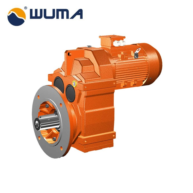 F Series 0.18kw-315kw Rated Power Motor Gearbox/small Electric Motors
