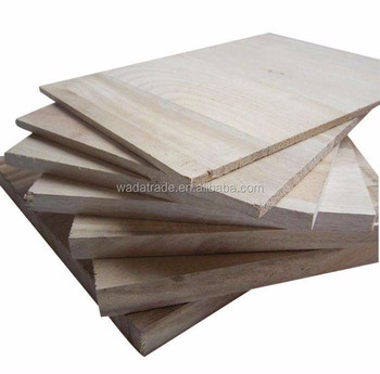 WADA paulownia wood karate taekwondo breaking board