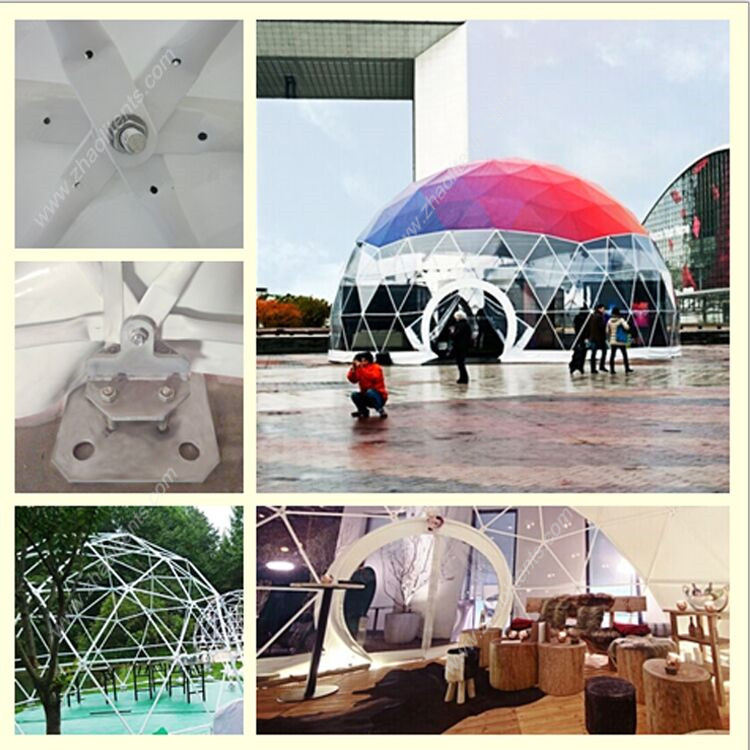 6-8 person dome tentgeodesic dome tent for sales