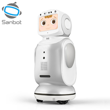 QIHAN Sanbot Nano high-tech intelligent multiple services current aging robot home care