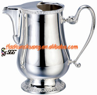 High Class Silver Plated Large Water Pitcher For Wedding