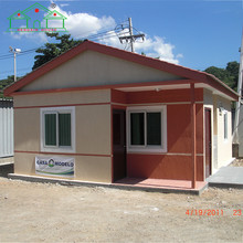 PVC/Alu window steel prefab container house for Hotel