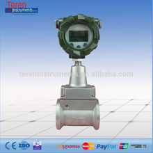 Turbine Natural Gas Flow Meter SS304 or SS316L