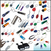 Top Quality Promotion Custom Metal Keychain,Cheap Pvc Custom Keychain,led keychain flashlight