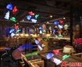 led projector lamp for holiday festival decoration
