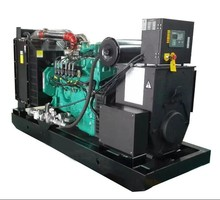 CE/EPA Natural Gas Generator 200kw China Made