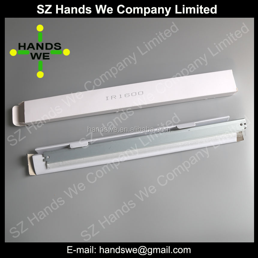 copier parts WB Drum Cleaning Blade for RICOH MP5500/ MP6000/ MP6001/ MP6500/ MP7000/ MP7001/ MP7500/ MP8000/ MP8001