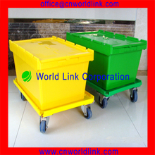 50kgs Easy Logistic Stacking Package Hard Plastic Totes