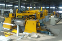 steel metal coil slitting machine,price of slitting machine,automatic slitting and rewinding machine