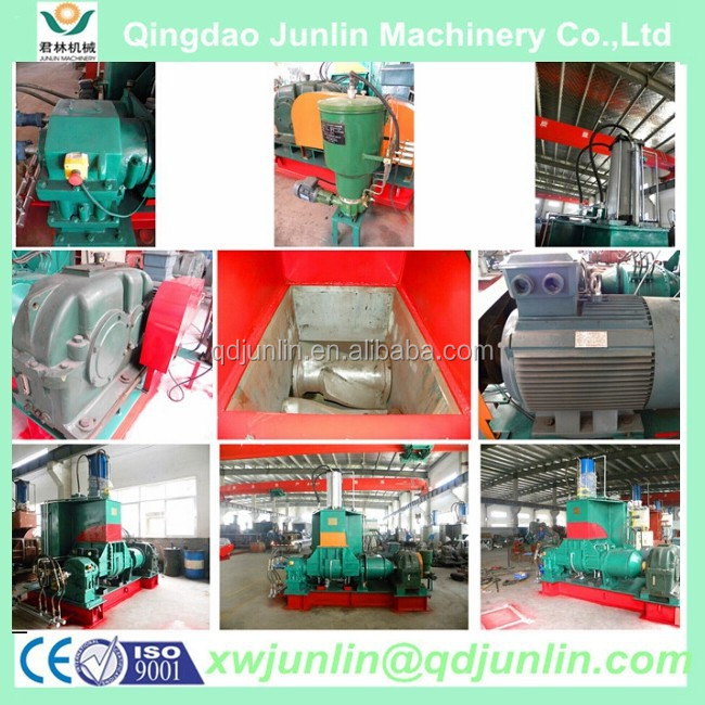 Automatic PLC System Rubber Internal Mixer of best cost performance