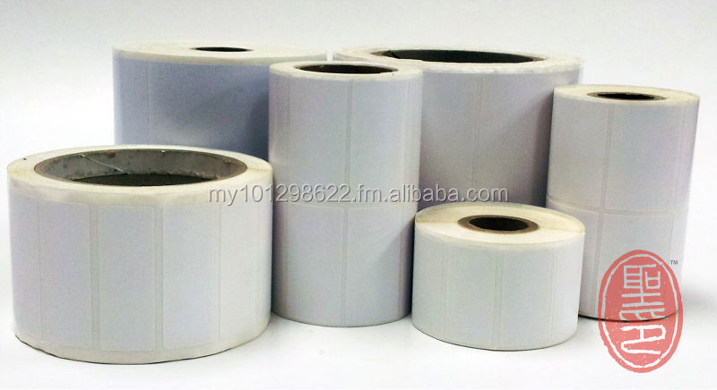 Thermal Paper / Plain Sticker
