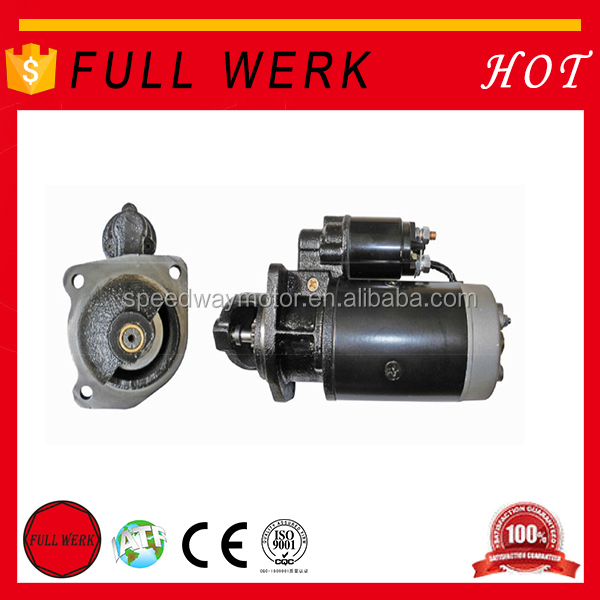 Engine Parts mando starter motor CALEO SD6RA162P