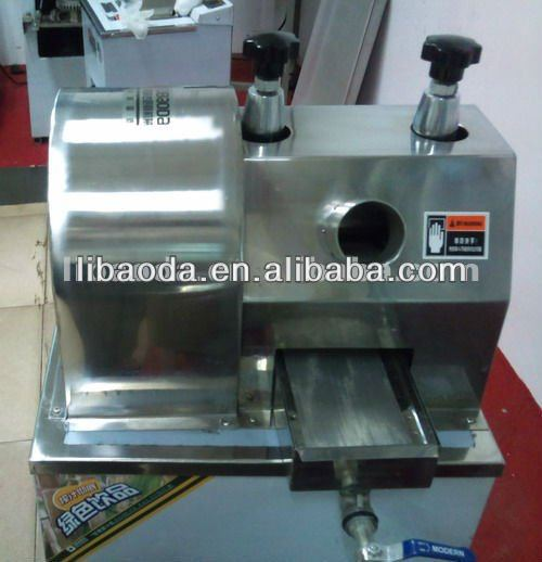 Jamba Juice sugar cane juicer machine 300kg/h