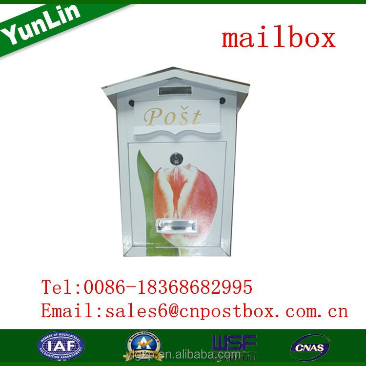 corrugated cardboard boxes package factory directly selling cheap mail box