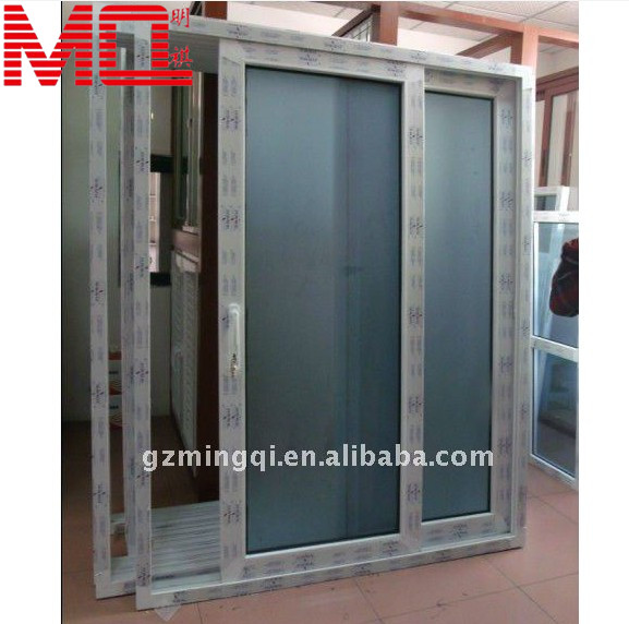 pvc sliding glass door interior door for bathroom