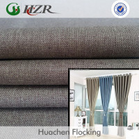 Alibaba China supplier 100% polyester 3 pass blackout luxurious drapery