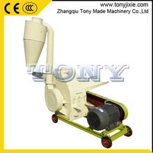 Cheap hotsell petrol engine powered straw hammer mill
