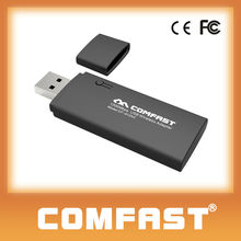 Comfast CF-912AC 1200 Mbps Dual Band USB adapter para TV e PC Sem fio Dongles