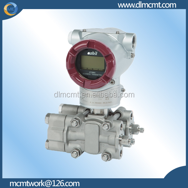 New and original Yamatake Differential Pressure Transmitter/Pressure TransmittersAT9000Advanced Transmitter Model GTX