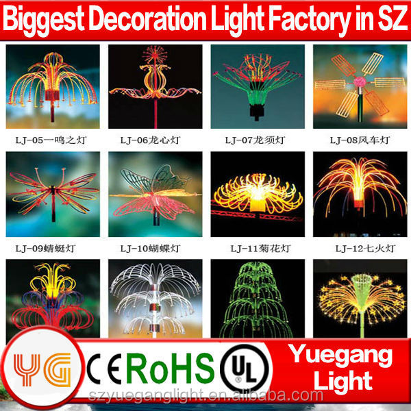 Best sale led christmas Firework lights for wholesale