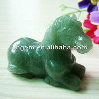 Gemstone Feng Shui Jade Animal Carvings